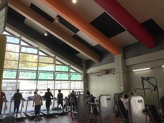 宇治市黄檗体育館の画像